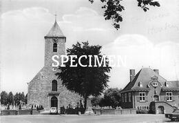St. Michielskerk En Gemeentehuis - Sint-Lievens-Houtem - Sint-Lievens-Houtem