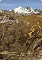 France Val D'Isere La Piste O K, Ainsi Que Les Pistes Verte Et Beleue Mountain - Frankreich
