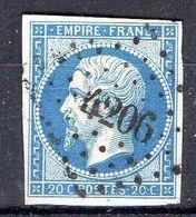 FRANCE ( OBLITERATION LOSANGE )  PC  4206   Chambéry Savoie  COTE  2.85 , A  SAISIR . R 7 - Marcophily (detached Stamps)
