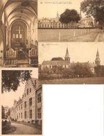Postel : Abdij En Kerk --- 8 Kaarten - Mol