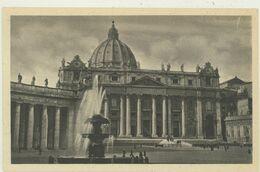 ROMA - PIAZZA S.PIETRO -F.P. - San Pietro