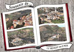 83-LE REVEST LES EAUX-N°348-C/0097 - Other Municipalities