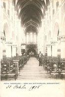 Putte ( Mechelen ) : Kerk Van Sint-Nicolaas / Binnenzicht 1908 - Putte