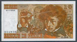 10 Francs Berlioz 5/1/1976 FAYETTE F63 (17) NEUF - 1962-1997 ''Francs''