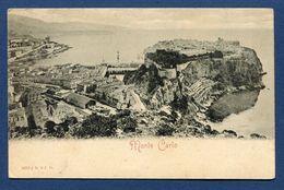 Monaco - Carte Postale - Monte Carlo - Monte-Carlo