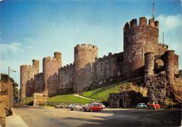 Conwy (Pays De Galles) - Gwynedd - Conwy Castle - The North Front - Autres