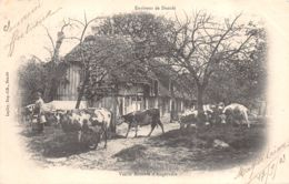 Dozulé (14) - Environs - Vieille Métairie D'Angerville - France