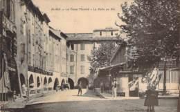 30 - Alès Alais - Le Vieux Marché, La Halle Au Blé - Alès