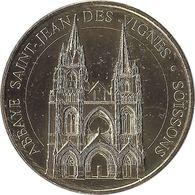 2018 MDP380 - SOISSONS - Abbaye Saint Jean Des Vignes / MONNAIE DE PARIS 2018 - 2018