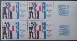 R1337/370 - 1987 - LE CORBUSIER - N°2470 BLOC NEUF** BdF - France
