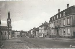 Chateau Salins  Rue Marechal Joffre - Chateau Salins