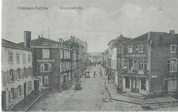 Chateau Salins  Grabenstrabe - Chateau Salins