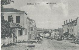 Chateau Salins  Metzerstrabe - Chateau Salins