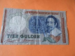 Nederlandsche Bank 10 Gulden 1953 - [2] 1815-… : Koninkrijk Der Verenigde Nederlanden