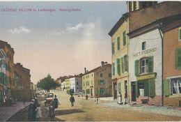 Chateau Salins  Lotringen   Nanzigstrabe - Chateau Salins