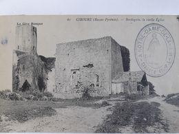 Carte Postale De Ciboure, Bordagain, La Vieille église - Ciboure