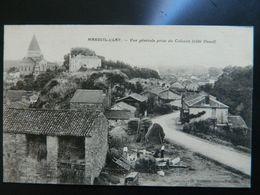 MAREUIL SUR LAY             VUE GENERALE PRISE DU CALVAIRE - Mareuil Sur Lay Dissais