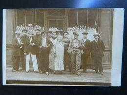 CARTE PHOTO          RESTAURANT   MAISON CHARIAL          LIEU A IDENTIFIER - France