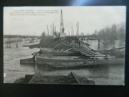 INGRANDES VARADES      CRUE DE DECEMBRE 1910 - Other Municipalities