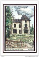 Carte Postale  42. Belmont-de-la-Loire Par Yves Ducourtioux Trés  Beau Plan - Belmont De La Loire