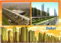 United Arab Emirates:Dubai Views, Airport, Future Dubai - Emiratos Arábes Unidos