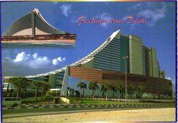 United Arab Emirates:Dubai, Jumeirah Beach Hotel - Emiratos Arábes Unidos