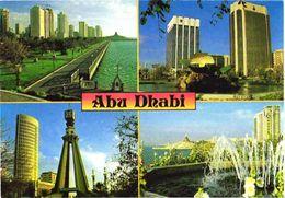 United Arab Emirates:Abu Dhabi Views - Emiratos Arábes Unidos