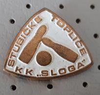 Bowling Club K.K. Sloga Stubicke Toplice Croatia Ex Yugoslavia  Pin - Bowling