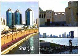 United Arab Emirates:Sharjah Views - Emiratos Arábes Unidos