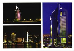 United Arab Emirates:Dubai Night Views - Emiratos Arábes Unidos