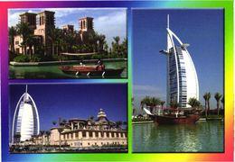 United Arab Emirates:Dubai, Burj Al Arab Hotel - Emiratos Arábes Unidos