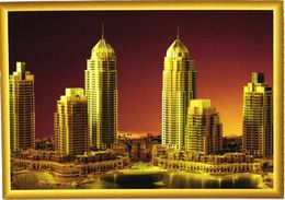 United Arab Emirates:Dubai Marina - Emiratos Arábes Unidos