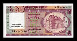 Bangladesh 10 Taka Commemorative 1996 Pick 32 SC UNC - Bangladesh
