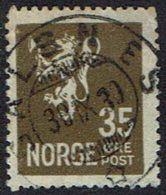 Norwegen 1926, MiNr 128, Gestempelt - Norwegen