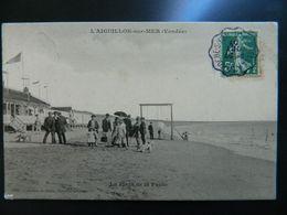L'AIGUILLON SUR MER                LA PLAGE DE LA FAUTE - France