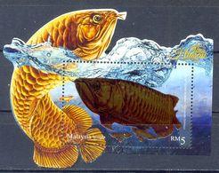 MALAYSIA    (FAU598) - Fische