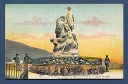 Monaco - Carte Postale - Monument Offert Au Prince Par La Coline étrangère En L'honneur Du 25 ème Anniversaire - Casinò