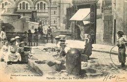 BOUCHES DU RHONE  MARSEILLE   La Place Des Treize Coins - Autres