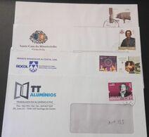 Portugal - 4 Cartas - Lettres & Documents
