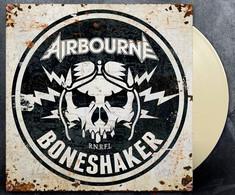 Airbourne - 33t Vinyle Ivoire - Boneshaker - Neuf & Scellé - Hard Rock & Metal