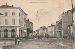 55) VOID (MEUSE) LA GRANDE RUE - (ANIMEE - HABITANTS + TAMPON PERCEPTION DE VOID - 3 SCANS) - Frankreich