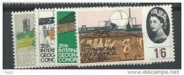 1964 MNH GB, Phosphor, Postfris** - Nuevos