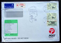 Greenland   2001 Cover   ( Lot 2107) - Briefe U. Dokumente