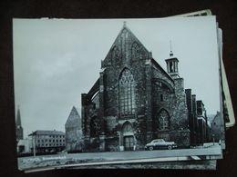 Nederland Holland Pays Bas Zutphen Kerk Met Broederenkerk En Oude Auto - Zutphen