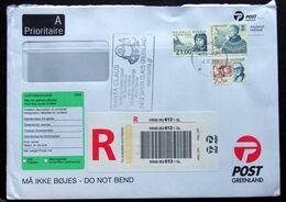 Greenland   2006 Cover   ( Lot 2107) - Briefe U. Dokumente