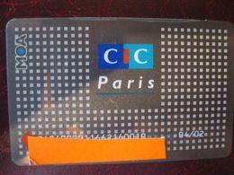 Carte De Credit De Collection - Cartes De Crédit (expiration Min. 10 Ans)