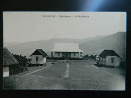 ONONGHE           RESIDENCE - Papua-Neuguinea