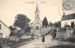 Canaples (80) - L'Eglise - Francia