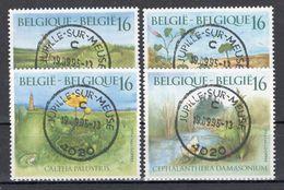 BELGIE: COB 2572/2575 Mooi Gestempeld. - Belgium