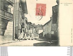 WW 73 SEEZ. La Procession 1906 édition Pittier à Annecy - Francia
